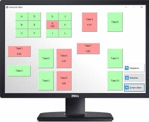 horeca kassa software, horeca kassasysteem