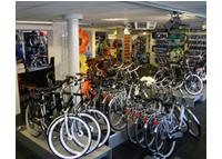 Kassasysteem-fietsenwinkel