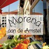 Morena aan de Amstel