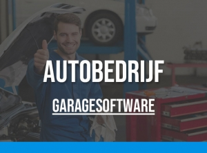 garagesoftware, software garage, autobedrijf software, autobedrijf factuur programma
