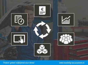 garagesoftware, garage programma, garage factuur software pakket