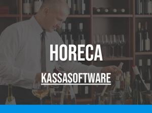 Kassasoftware horeca, horeca kassasysteem