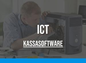 Computerwinkel kassa, ict factuur software