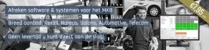 kassasysteem, salon software, garage software, kassa software voor het mkb