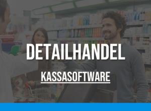 Kassa software detailhandel