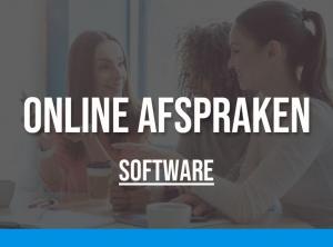 Online afspraken software programma