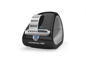 barcode label printen