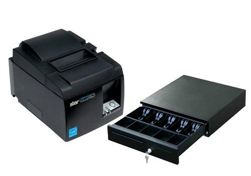 Bonprinter kassasysteem