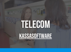 Telecom kassa software