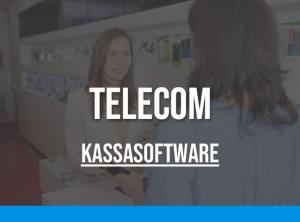 Telefoonwinkel kassasoftware, telefoonwinkel kassasysteem, telecom kassa