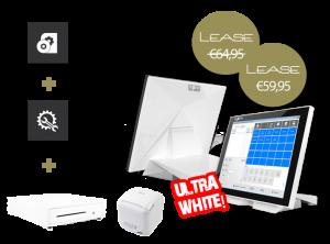 Touchscreen kassasysteem, kassasysteem, white kassasysteem